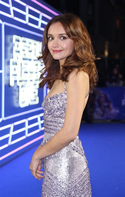 olivia cooke player one olivia cooke at ready player one premiere in london 03 19