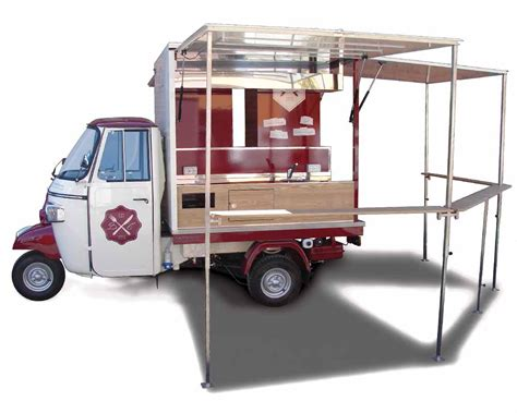 vintage shop mobili vintage mobile food shop piaggio ape car bastian contrario