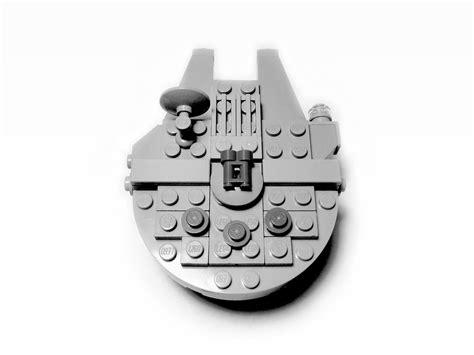 legosaurus millennium falcon lego mini moc images