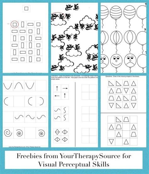 pattern analysis skills best 25 visual perception activities ideas on pinterest