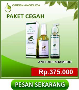 Shoo Regrowth Penumbuh Rambut Alami Green green paket pencegahan kebotakan penumbuh