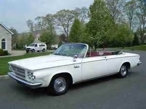 1963 Chrysler Newport Convertible Buy Used 1963 Chrysler Newport Convertible Coupe In