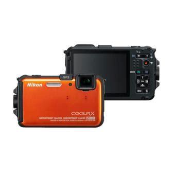 camara digital sumergible nikon aw100 naranja c 225 mara digital sumergible c 225 maras