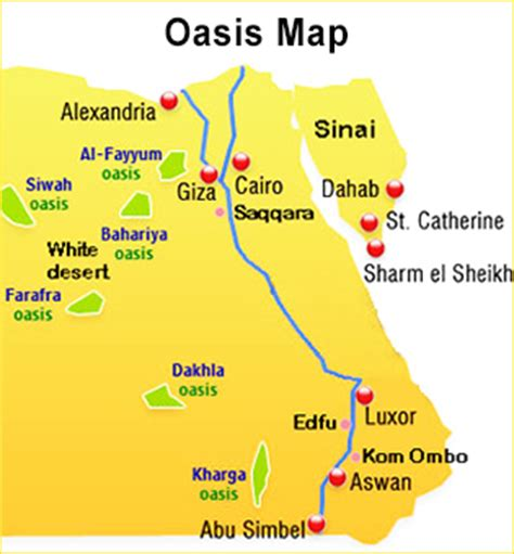 oasis map el faiyum ancient map