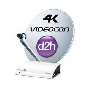 videocon d2h announces 4k ultra hd dth service in india