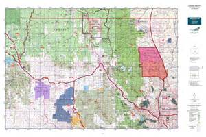 colorado unit map colorado gmu 511 map mytopo