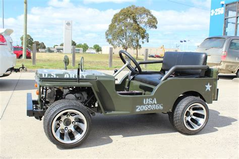 willys quad 150c foxico big mag wheels mini willy jeep replica gokart