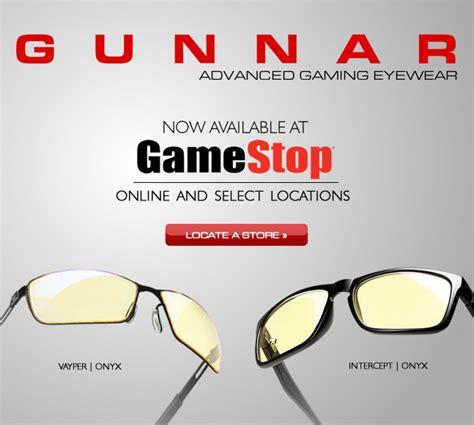 best gunnar glasses for gaming gunnars now available at gamestop gaming frames