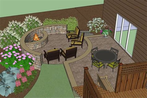 Backyard Firepits Outdoor Makeover Contest Week 2 Too Much Hill Not Enough