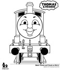 thomas train coloring pages getcoloringpages