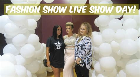 So You Want To Hold A Fashion Show by Isthatjodie Fashion Show Live Catwalk Show Day