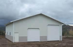 Building Plans For Metal Garage Metal Pole Barn House Floor Plans Pole Building Home