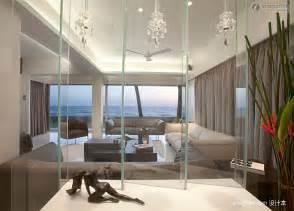 beach house style living