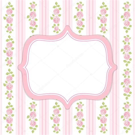 retro frame in shabby chic style stock vector 169 ishkrabal 53824837