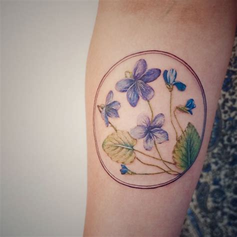 violet tattoo designs 17 best ideas about violet flower tattoos on