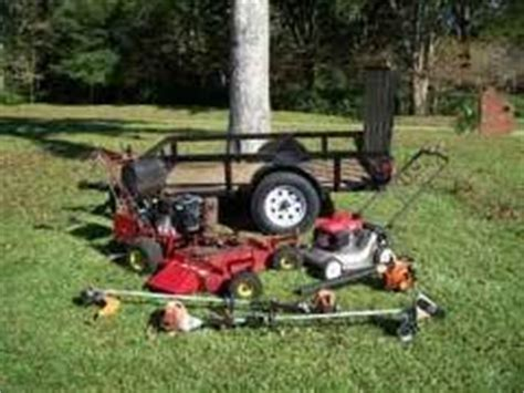what do you need to start a lawn care business startup informant