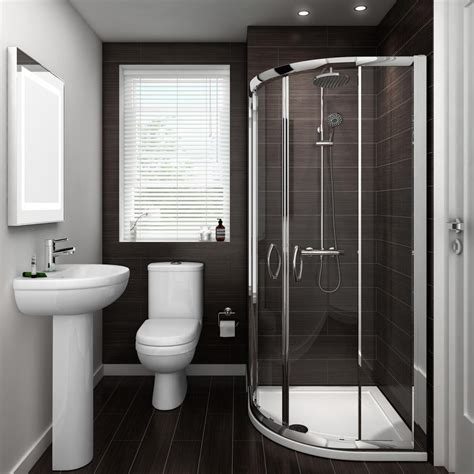 bathroom suite ideas en suite ideas big ideas for small spaces
