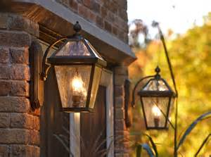 style outdoor lighting tudor estate with traditional style exterior