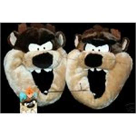 taz slippers big tasmanian taz house slippers 7 8 s 02