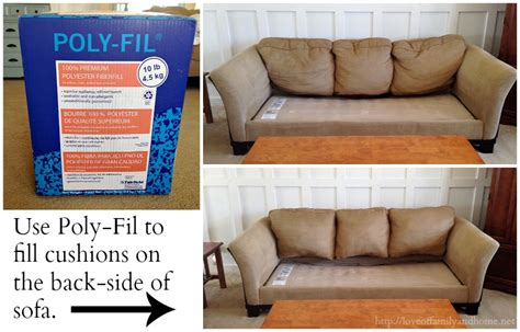 diy sofa repair easy inexpensive saggy couch solutions diy couch