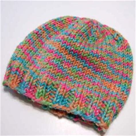knitting hats for beginners easy beginner knitted hat allfreeknitting