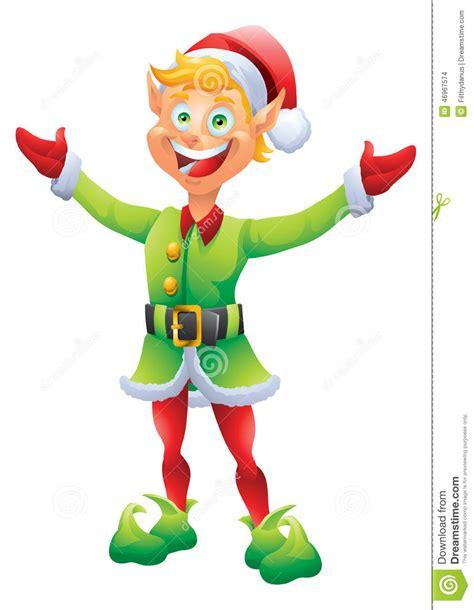 printable elf hands blonde christmas elf welcome with open welcoming hands
