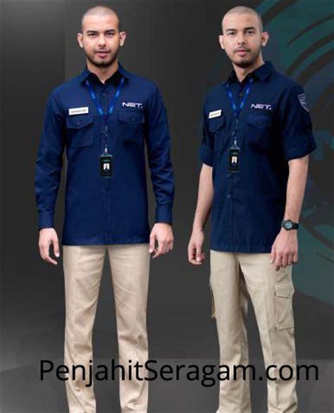 desain kemeja trans tv tempat bikin baju seragam desain seragam net tv mediatama