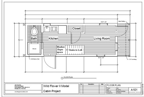 tiny house dimensions wildflower ii tiny house floor plan tiny green cabins