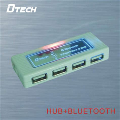 bluetooth 3 port usb 2 0 hub