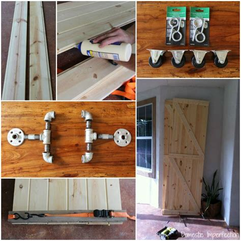Diy Bypass Barn Door Hardware Barn Door Hardware Denver Diy Doors The Turquoise Home Disco Exterior Wooden Sliding Doors