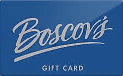 boscov s gift card discount 12 00 off - Boscov S Discount Gift Cards