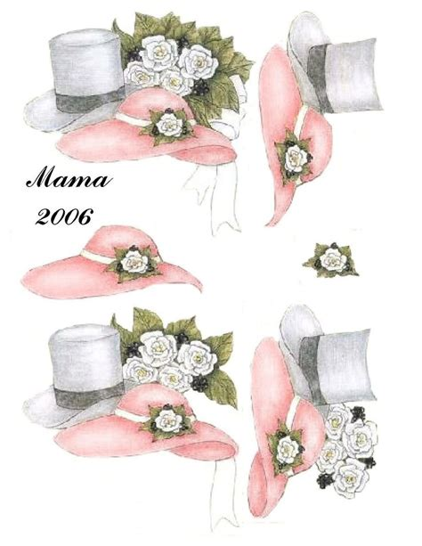 Wedding Decoupage - 17 best images about collage sheets on 3d