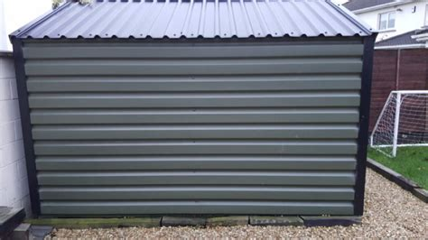 Clane Sheds by Clane Steel Garden Shed For Sale In Terenure Dublin From