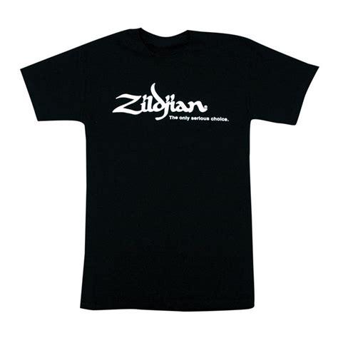 Tshirt Zildjian Black by Zildjian Black Classic T Shirt Small Zildjian Gak