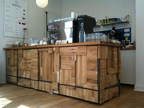 best meuble cuisine bois acier table bureau banc tabouret