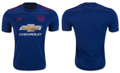 Jersey Mu Aon Blue manchester united unveil 2016 17 away jersey soccer365
