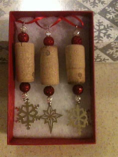wine cork ornaments c o r k s 176 pinterest
