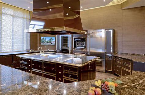 cucina di casa di lusso a parigi foto my luxury