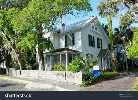 historic home for sale at st augustine florida usa