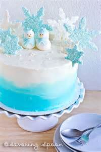 winter cake decorations 25 best ideas about winter cake on