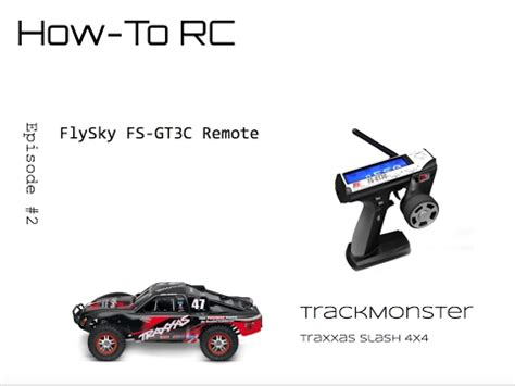 Flysky Gt3c Spektrum 24 Ghz 3 Channel Remote 1 how to bind a flysky gt3c doovi