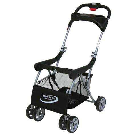 baby trend stroller with car seat baby trend snap n go infant car seat stroller frame ebay