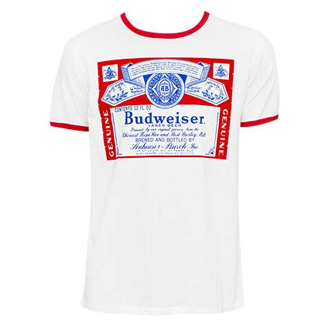 bud light button up shirt budweiser raglan crew neck shirt