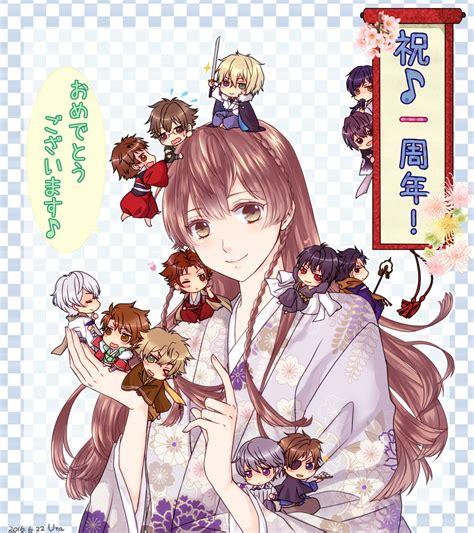 anime ikemen ikemen sengoku toki wo kakeru koi zerochan anime image