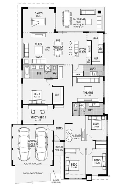 floor plans perth the naples floorplan at homegroupwa project it