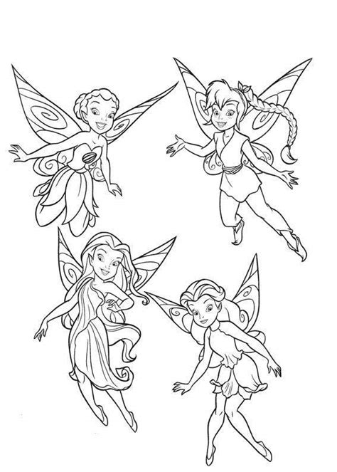 coloring book disney fairies free printable disney fairies coloring pages for