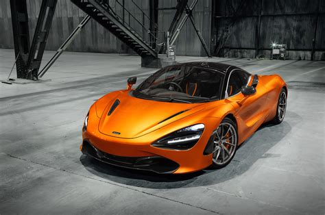 the new mclaren 720s looks to be a worthy successor to the