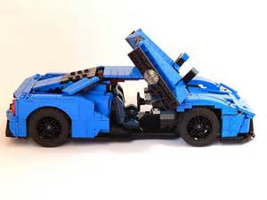 Lego Ford 2017 Ford Gt Lego Car Is Not Just For Children Autoevolution