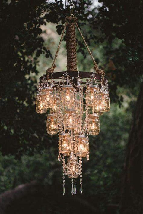 jar chandeliers 1000 ideas about jar chandelier on jar