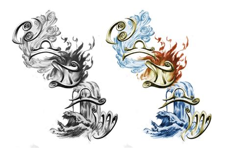 elements tattoo element design by xjager513 on deviantart